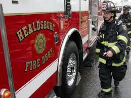 Healdsburg fire dept