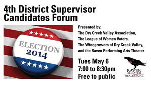 fourth district supervisor forum